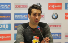 Fourcade: To dopiero moja druga wygrana w Anterselwie